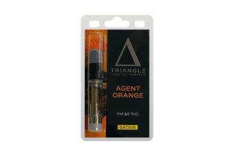 triangle trading company agent orange