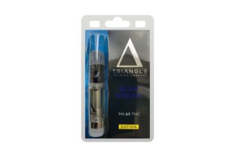 triangle trading company delta 8 cart blue dream