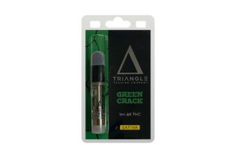 triangle trading company green crack